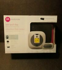 Motorola See Spot Stay Wireless Fence For Home And Travel Dog Fence