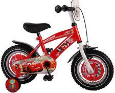 Kinderfahrrad Disney Junge Bike Cars 12 Zoll + Stützräder 11248 Jungenfahrrad