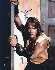 Kevin Sorbo ++ Autogramm ++ Hercules ++ Xena ++ Andromeda