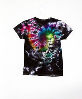 Tie Dye T Shirt Galaxy Swirl Handmade Tye Die Adult S M L XL 2XL 3XL 4XL 5XL