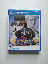 The King of Fighters 97 Global Match Limited Run SNK PlayStation PS4 Sealed