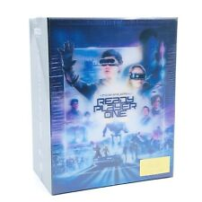Ready Player One 4K+3D+2D Blu-ray SteelBook HDZeta Exclusive Box Set One Click