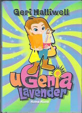 UGENIA LAVENDER HOME ALONE Geri Halliwell Spice 1st hb dj 2008 Girls collectable
