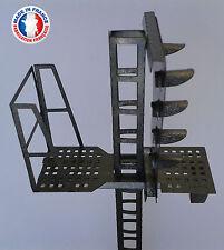 FEU03-I-Signal 5 feux SNCB (support de feux à angles arrondis)