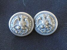 US NAVY E1-6 RATES SILVER MESS & EVENING DRESS JACKET CHAINED BUTTON CLOSING TAB