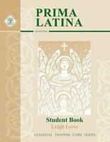 Prima Latina, Student Book - Perfect Paperback By Leigh Lowe - VERY GOOD