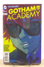 GOTHAM ACADEMY #3 1:25 BECKY CLOONAN VARIANT COVER DC COMICS NEW 52 2014