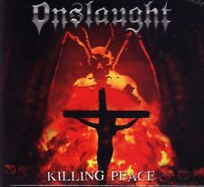 Onslaught - Killing Peace Digi CD