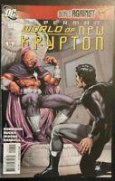 SUPERMAN: WORLD of New KRYPTON #9 (of 12) (2008 DC Comics) ~ VF/NM Book