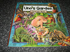 """UNO""""S GARDEN BY GRAEME BASE LARGE SOFTCOVER BRAND NEW"""