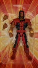 Loose 2020 MARVEL LEGENDS Deadpool Strong Guy Wave Warpath complete NO BAF Piece