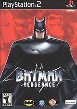 Batman: Vengeance (Sony PlayStation 2, 2001)