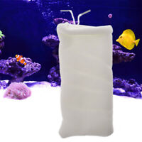 Aquarium Replacement Filter Bag For Battery Powered Gravel Cleaner Fish Tank