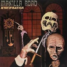 Manilla Road - Mystification (Ultra Clear Vinyl) [New Vinyl LP] Clear Vinyl, UK