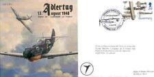 Cc54a adlertag Luftwaffe ME 109 jg26 SECONDA GUERRA MONDIALE ww2 Bob BATTAGLIA D'INGHILTERRA RAF COVER