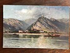 Germany - Die feindlichen Brüder Vintage Unused Postcard Postkarte
