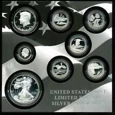 2018 United States Mint Limited Edition Silver Proof Set