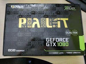 nVidia GeForce GTX 1080 8GB Palit