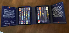 1996 Swatch Historical Olympic Games Collection Pin Set