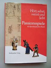 2 Bücher Das Zeugnis der Kirche in der Gegenwart Passionsspiele alpenländischen
