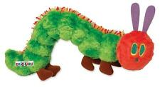 New Eric Carle Very Hungry Caterpillar Bean Bag Kids Preferred Plush Stuffed 7""