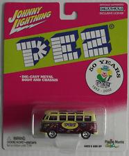 """Johnny Lightning – VW Bus T1 Samba """"PEZ"""" Neu/OVP"""