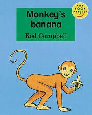 Monkey's Banana (Longman Book Project) by Campbell, Rod