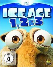 Ice Age - Box Set Teil 1-3 [Blu-ray] von Saldanha, C... | DVD | Zustand sehr gut