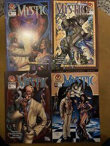 8 x Crossgen Mystic, US-Comic Nr. 9-16