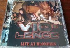 VIO-LENCE - Live At Blondies (NEW*LIM.300*US THRASH METAL*LIVE 1990)
