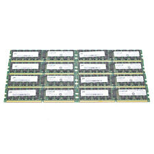Lot of 8 (8x4Gb) 32Gb Pc2-5300P 2Rx4 Parity Server Ram Memory For Dell Hp Ibm