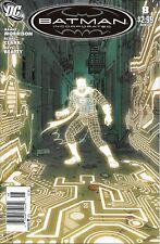Batman Comic Issue 8 Incorporated Modern Age First Print 2011 Morrison Clark DC