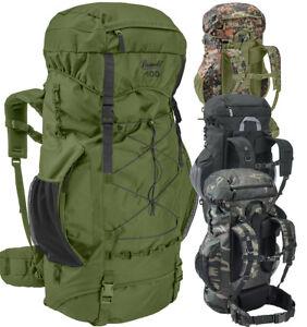 Brandit Rucksack AVIATOR 35-100 Liter, Trekking rucksack Outdoor mit Regenhülle