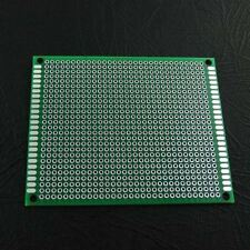 Double Side 7x9cm FR-4 Prototype PCB Universal Circuit Board 1.6mm - Arduino