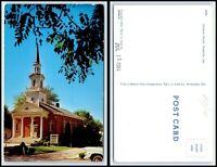 INDIANA Postcard - Nashville, Christian Church M42