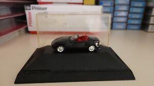 Herpa BMW Z1 Colour Black Scale Ho 1:87