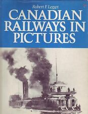CANADIAN RAILWAYS IN PICTURES EASTERN CANADA LINES HC
