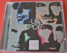 Pop U2 music CD Staring At The Sun Miami Wake Up Dead Man Mofo Discotheque 1997