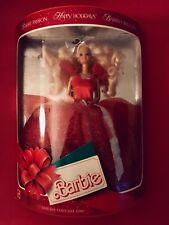 BARBIE HAPPY HOLIDAYS GRAN GALA  FIRST EDITION 1989 Made In Mexico