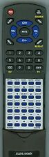 Replacement Remote for CALIFONE DVD400, DVD2100