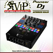 Pioneer DJ DJM-S9 2-Channel Battle Mixer For Serato DJ - Authorized Dealer - NEW