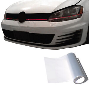 95€/M ² Premium Film de Protection Impact Pierres Voiture Wrap Transparent
