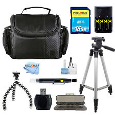 Accessory Kit for Nikon Coolpix L340 20.2 MP Digital Camera! BRAND NEW!!