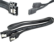 SATA 3.0 Cable 6GB/s SATA III Cable Flat Data Cord for 2.5 HDD SSD solid. 0263
