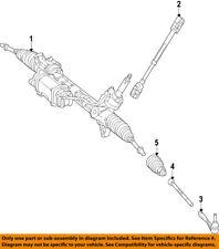 Mercedes MERCEDES-BENZ OEM ML350 Steering Gear-Inner Tie Rod End 1663380315