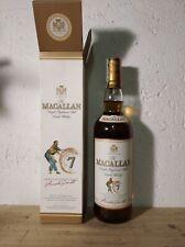 Whisky Macallan 7 Year Giovinetti 70 cl 40%