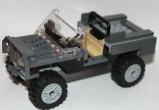 Original lego pièces neuves-off road expedition voiture-jeep-my design
