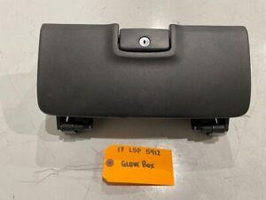 14-19 GMC SIERRA 2500HD 3500HD BLACK GLOVEBOX GLOVE BOX 55K
