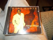 MORY KANTE CD NONGO VILLAGE