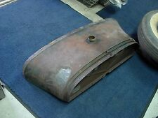1928 1929 Ford model A coupe roadster hot rod gas tank cowl DOES NOT LEAK !